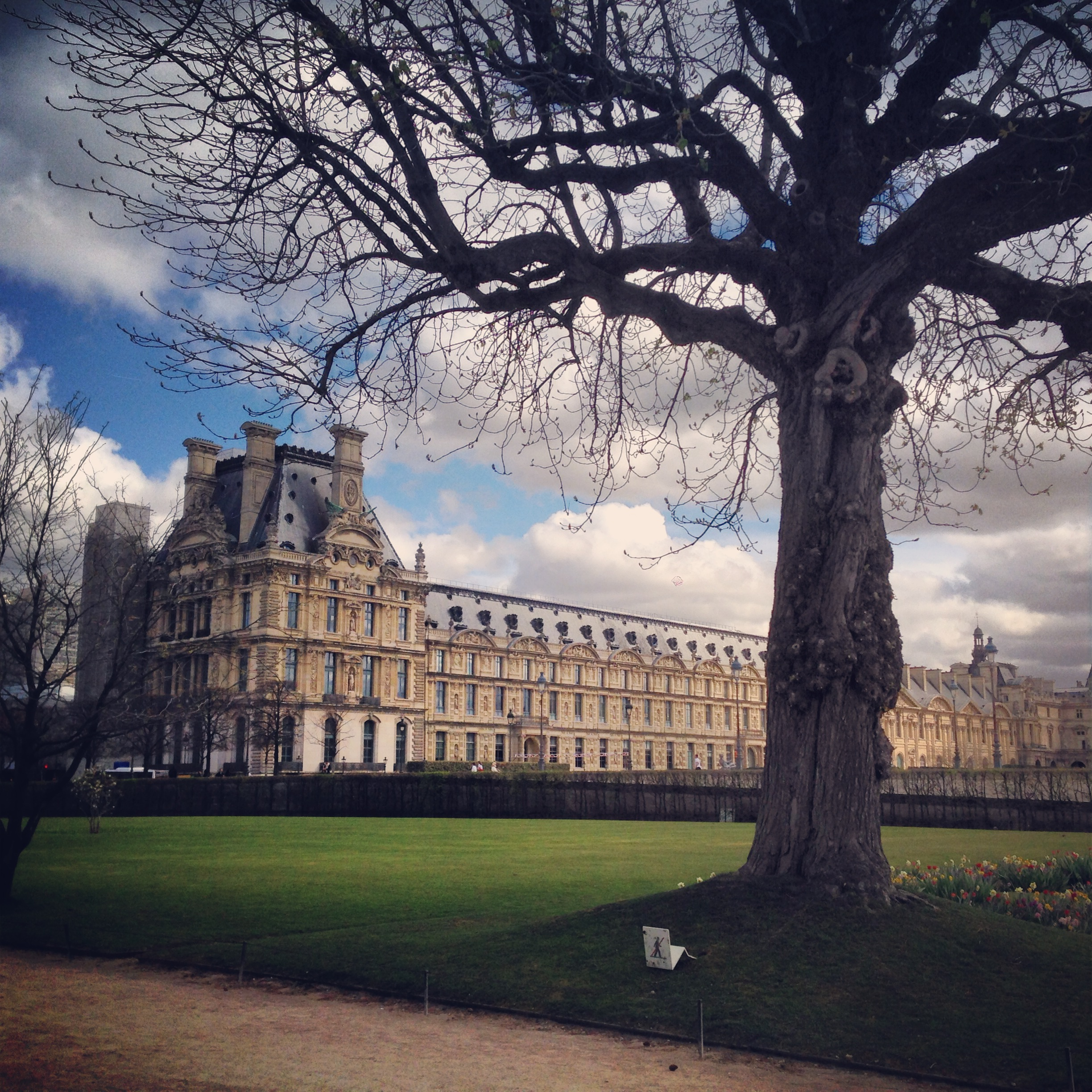 Les Tuileries in Paris