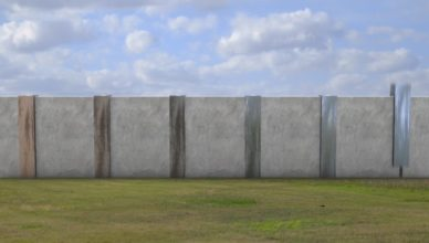 Building Walls in a Sharing Age by GregWasThere